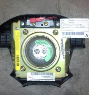 2003 FORD EXPLORER RIGHT AIRBAG