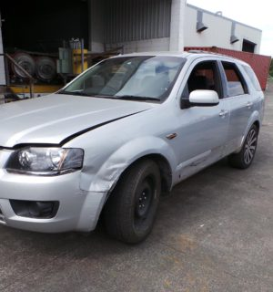 2009 FORD TERRITORY BRAKE BOOSTER
