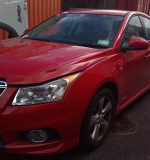 2011 HOLDEN CRUZE ECU