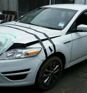 2013 FORD MONDEO JACK / HYDRAULIC / SPARE WHEEL