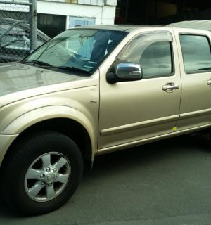 2006 HOLDEN RODEO ECU